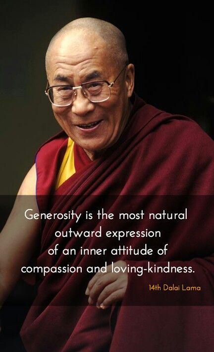 Dalai Lama Quote About Life