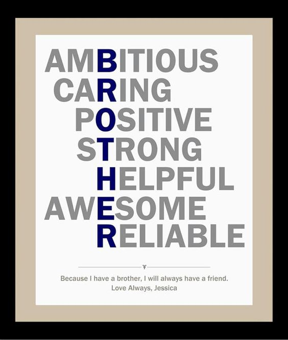 Ambitious Caring Positive Strong Helpful Awesome Reliable