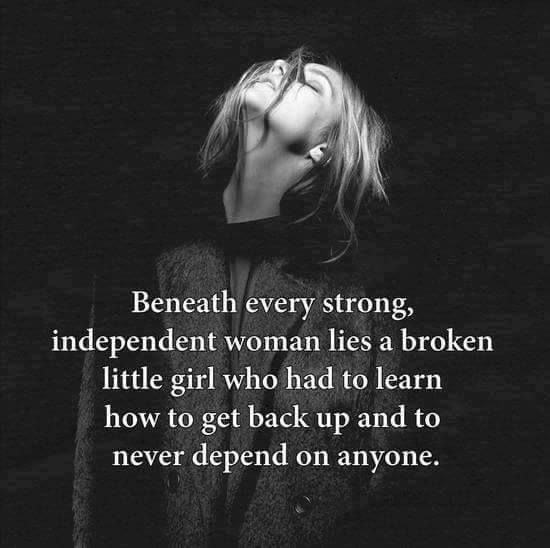 Beneath Every Strong