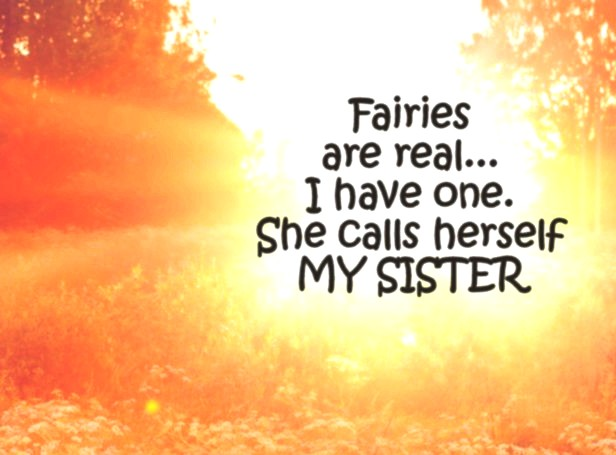 Fairies Are Real