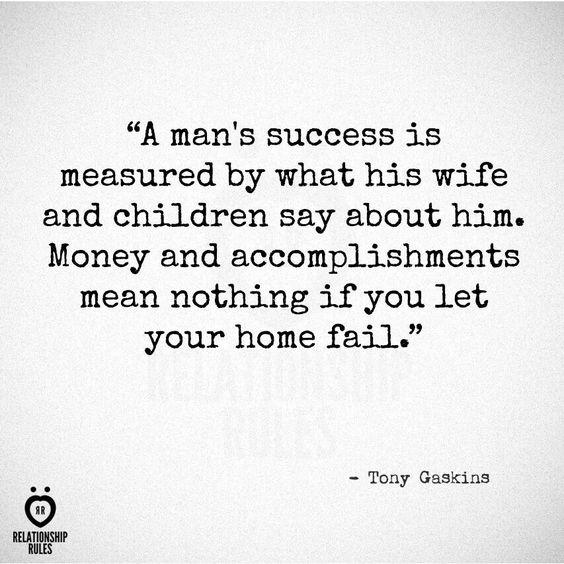 Success Is Measured