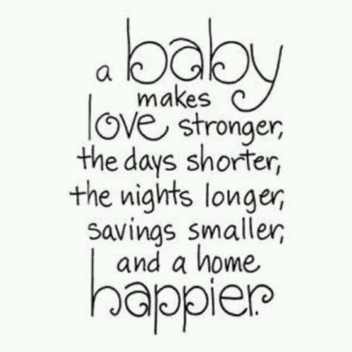 Baby Announcement Quotes