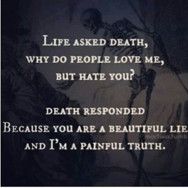 Painful Death Quotes