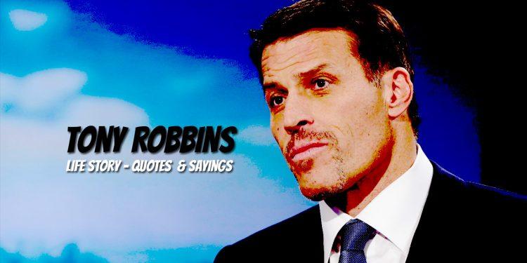 Tony Robbins Motivational Story