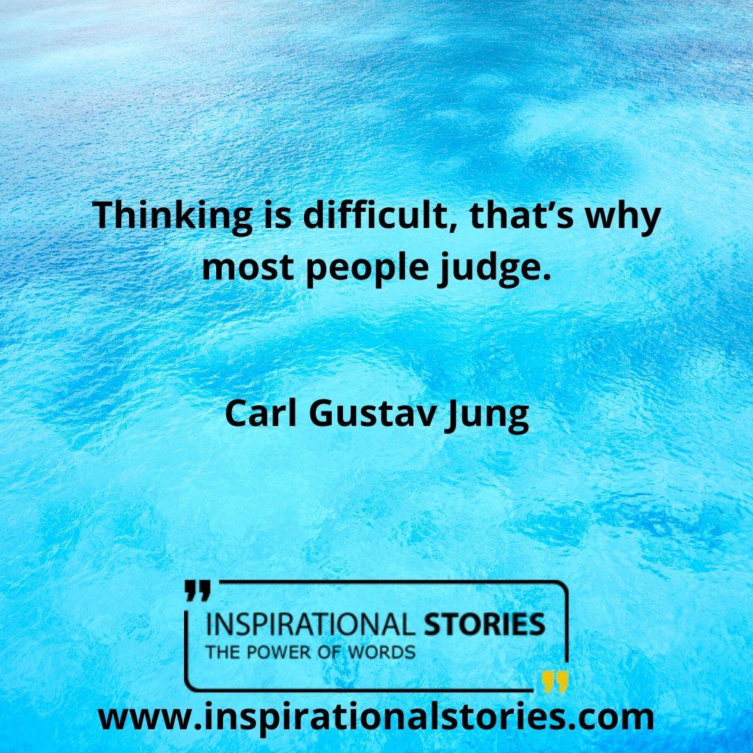 Carl Jung Quotes