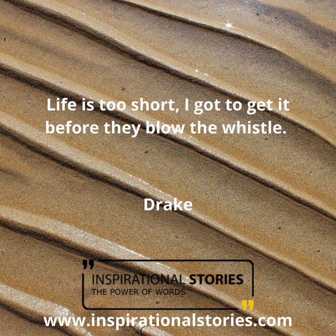 Drake Quotes