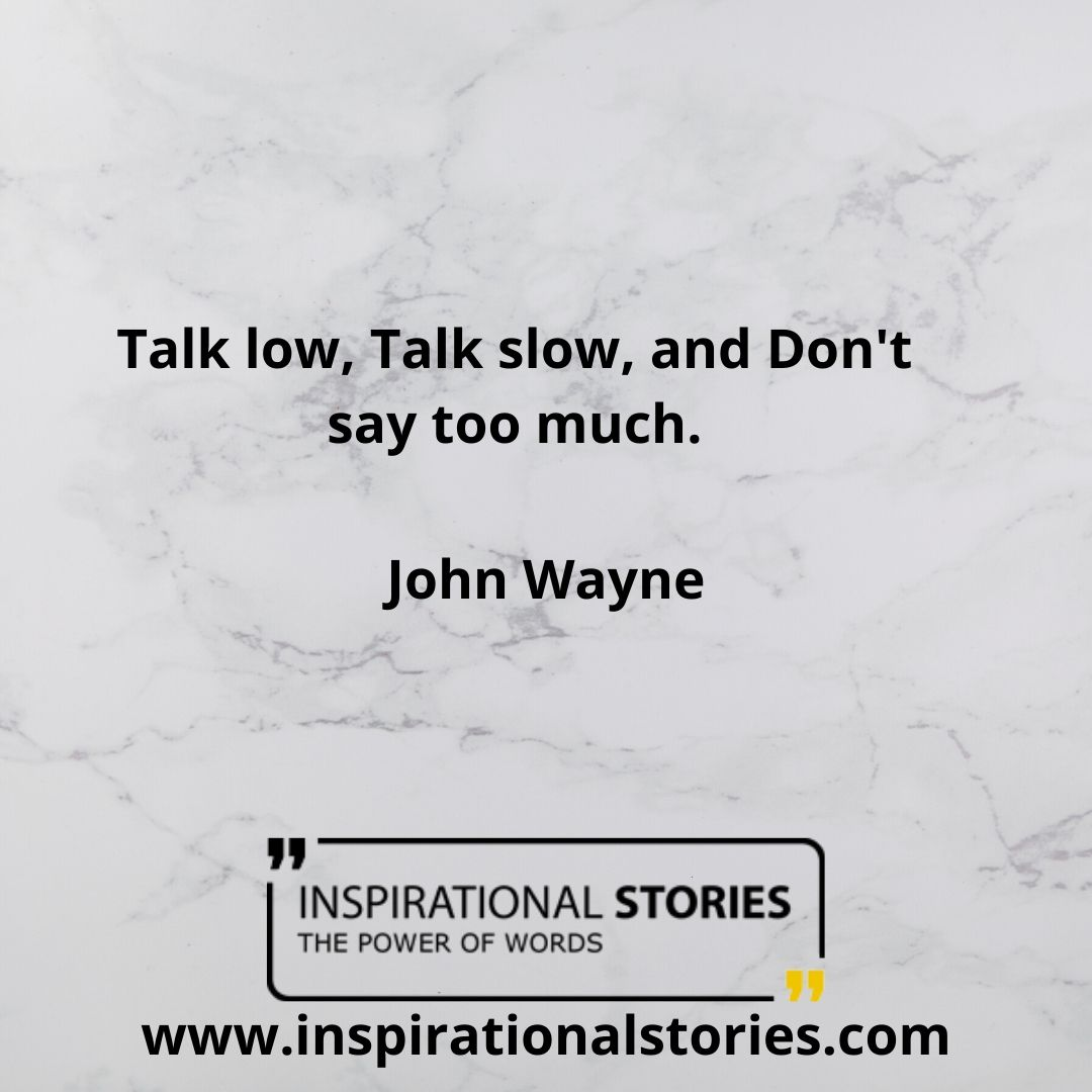 John Wayne Quotes