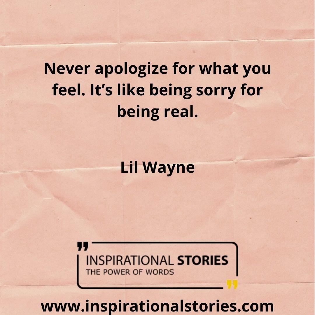 Lil Wayne Quotes