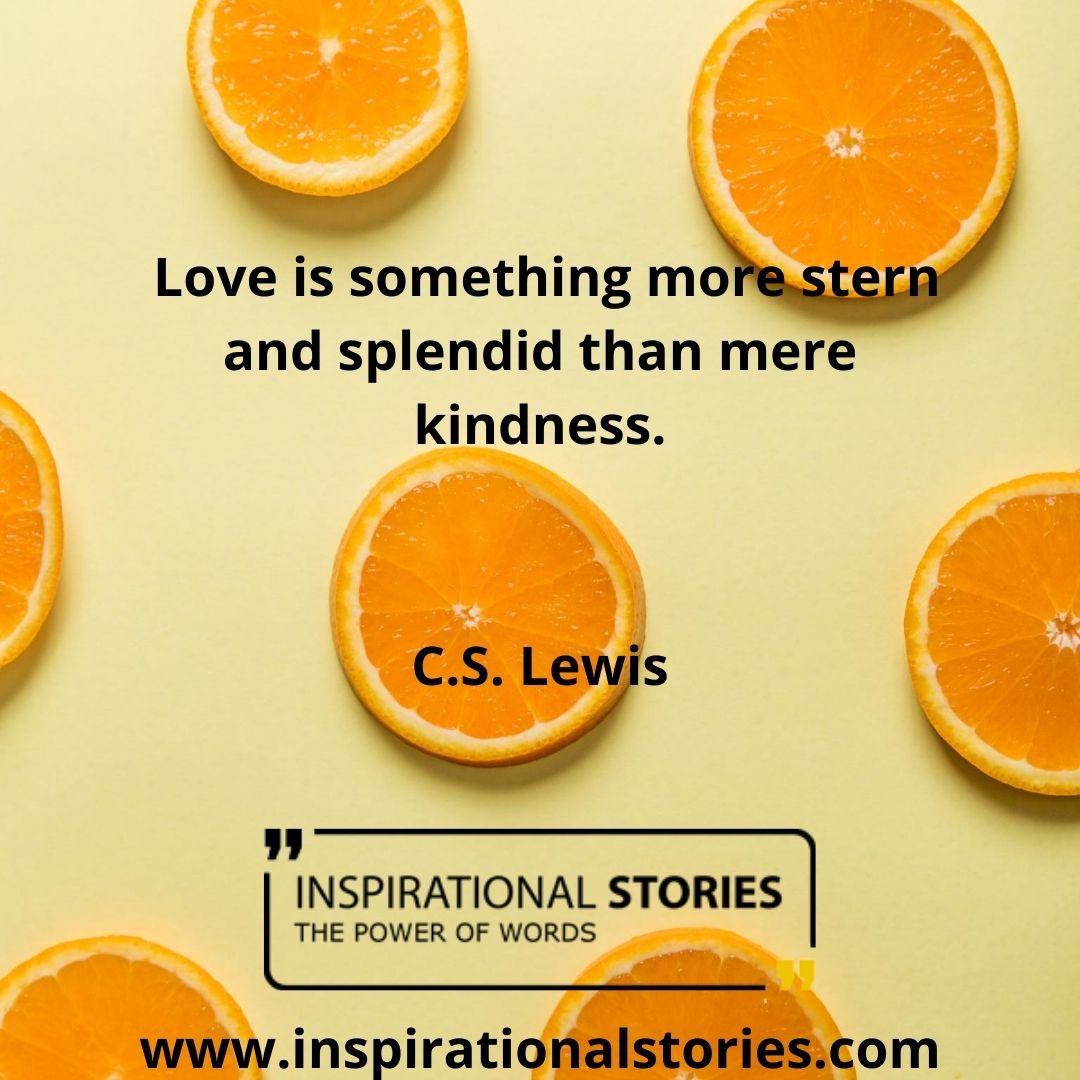 C S Lewis Quotes