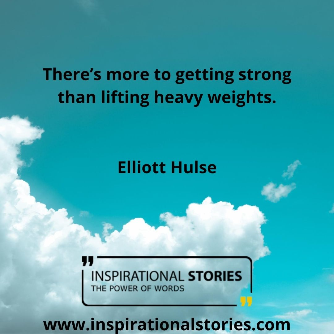 Elliott Hulse Quotes