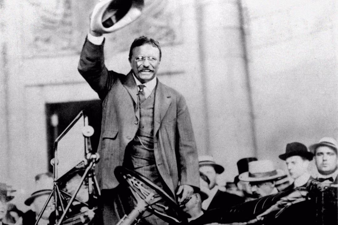 Life Lessons From Theodore Roosevelt