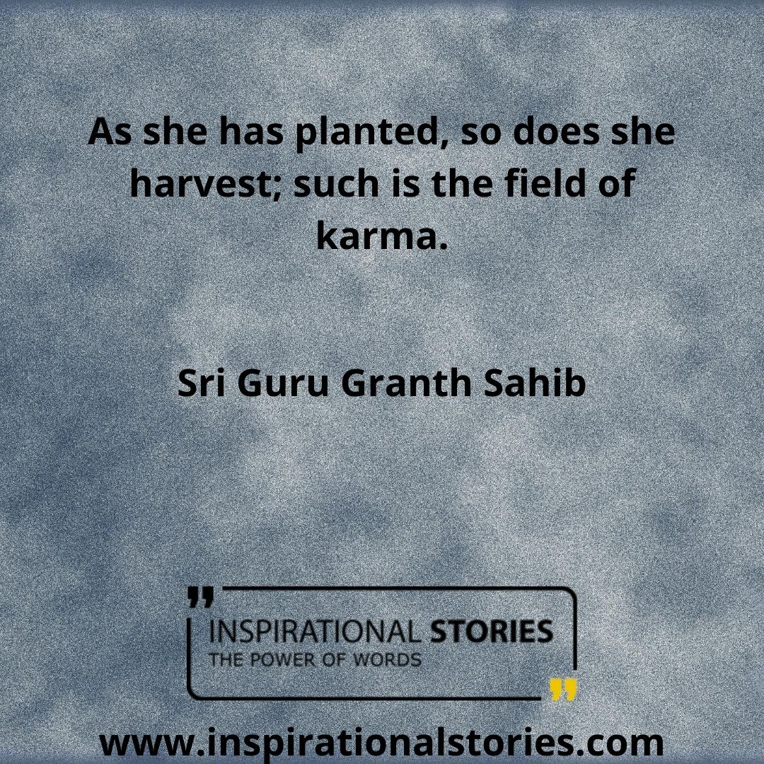 Quotes On Karma