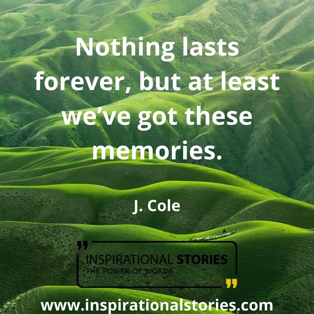 J Cole Quotes