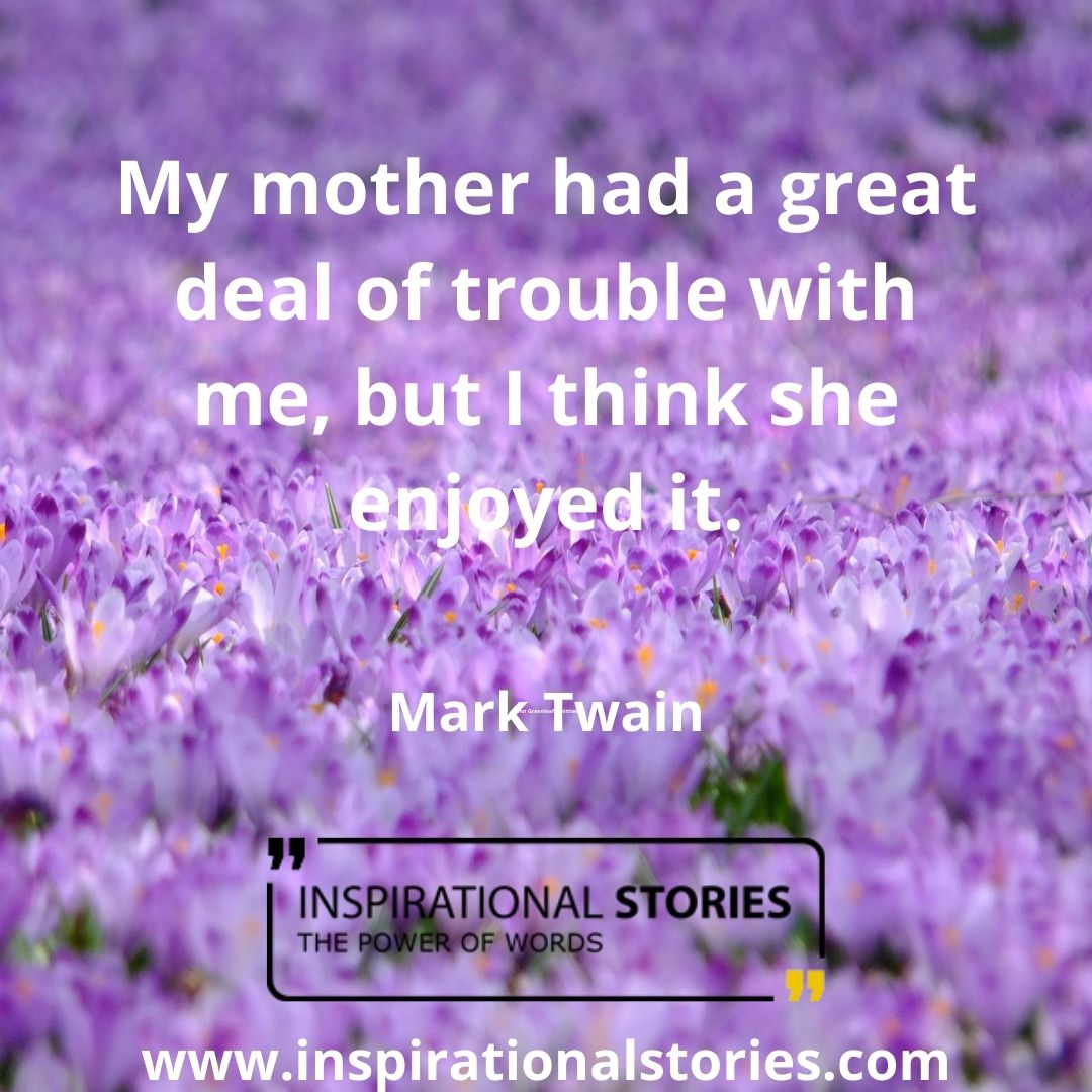 Mother S Day Quotes