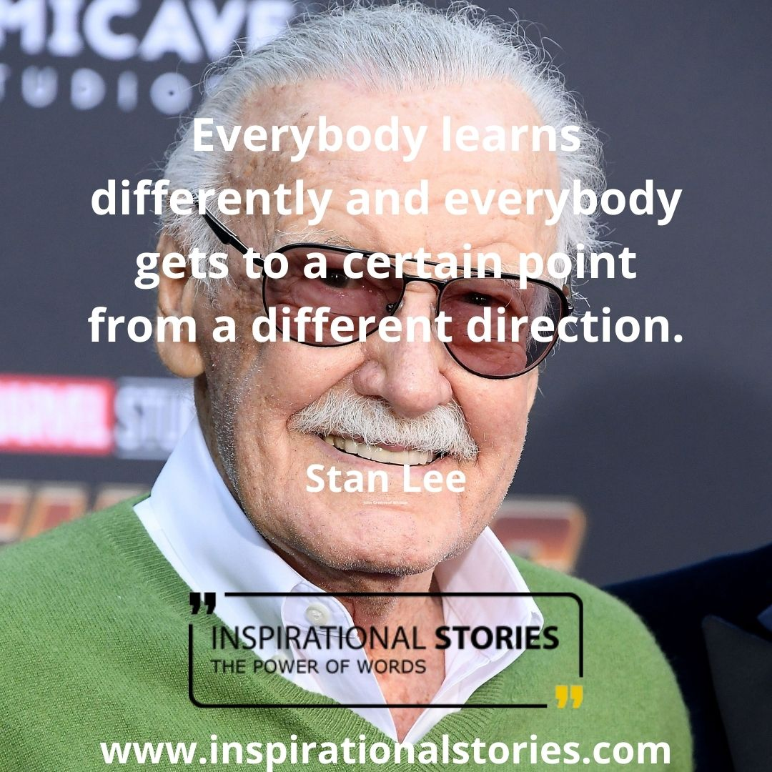 Stan Lee Quotes